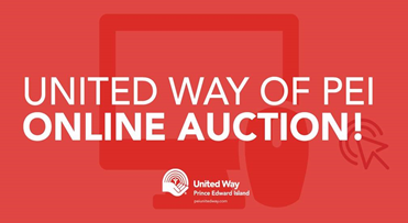 United Way of PEI ONLINE AUCTION!