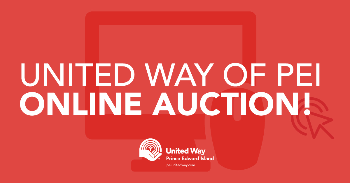 United Way of PEI Auction