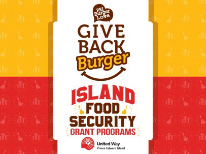 Give Back Burger - Island Food Security