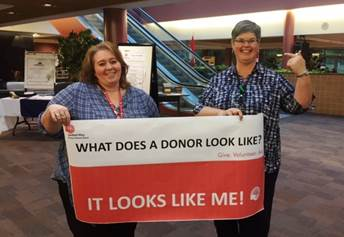 What Does A Donor Look Like?